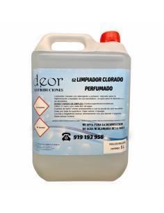 Lejia Con Detergente Pino 5L