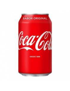 Cocacola Lata 33Cl 24 Uds